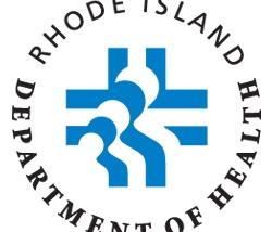 rhode island dept of health logo