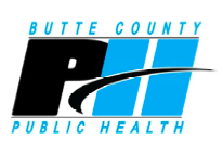 butte county public health logo