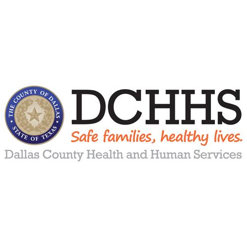Dallas County Health and Human Services Logo