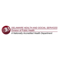 Delaware health and social services logo