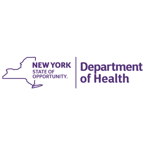 new york department of health logo